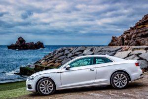 Car and Sea